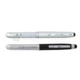 Bolígrafo metálico con touch,lámpara y apuntador láser | Articulos Promocionales
