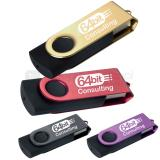 Hélice color memoria usb 2.0 - 4gb