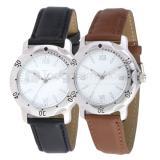 Reloj de pulso con caja metalica