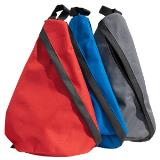 Back pack triangular
