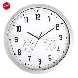 Reloj de pared con termometro e hidrometro | Articulos Promocionales