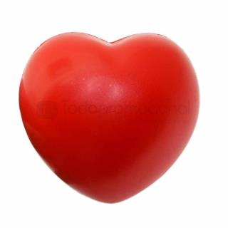 Antiestres corazón   Articulos Promocionales