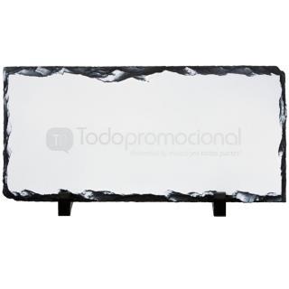 PIEDRA CORRUGADA 12X22 CON BASE TIFFANY | Articulos Promocionales