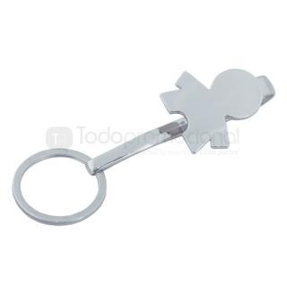 LLavero y porta  llaves metálico | Articulos Promocionales