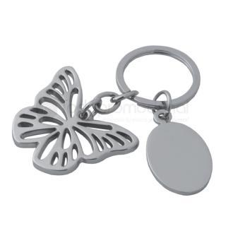 Llavero mariposa   Articulos Promocionales