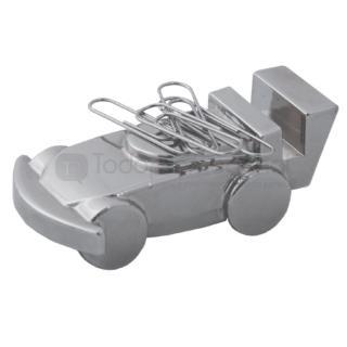 Pisapapel y porta clips metálico | Articulos Promocionales