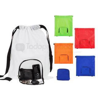 BACK PACK  DESPLEGABLE ALTAMIRA | Articulos Promocionales