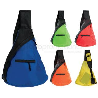 BACKPACK TRIANGULAR SEVILLA | Articulos Promocionales