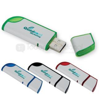 Curva Memoria USB 2.0 - 16GB | Articulos Promocionales
