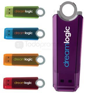 Anillo Memoria USB 2.0 - 4GB | Articulos Promocionales