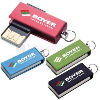 Clásica Memoria USB 2.0 - 4GB | Articulos Promocionales