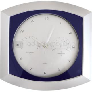 """Reloj de pared """"Weather Station""""   Articulos Promocionales"""