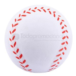 Antiestress baseball   Articulos Promocionales