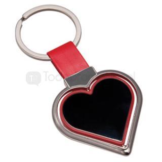 Llavero Espejo Corazón | Articulos Promocionales