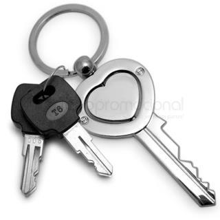 Llavero en forma de llave | Articulos Promocionales