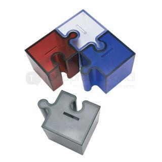 Alcancía Puzzle Bank | Articulos Promocionales