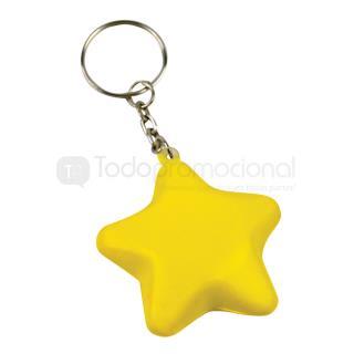 Llavero Estrella   Articulos Promocionales