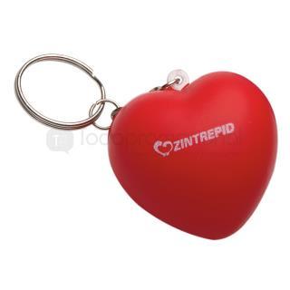 Llavero Corazón Antiestrés   Articulos Promocionales