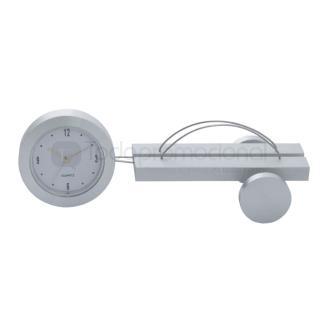 Reloj de aluminio con tarjetero | Articulos Promocionales