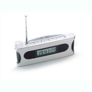 Radio con reloj | Articulos Promocionales