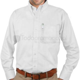 Camisa larga Oxford (M)   Articulos Promocionales