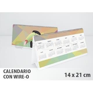Calendario con Wire-O   Articulos Promocionales