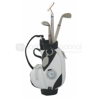 Bolsa de golf en curpiel | Articulos Promocionales