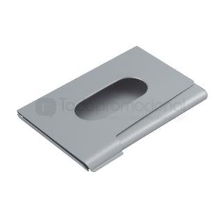 Tarjetero de aluminio perforado | Articulos Promocionales